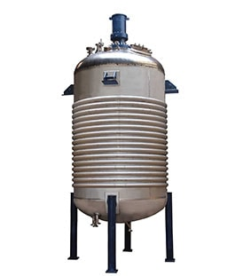 30000 Liters High Pressure Reactor
