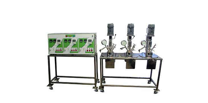 Multiple High Pressure Autoclave